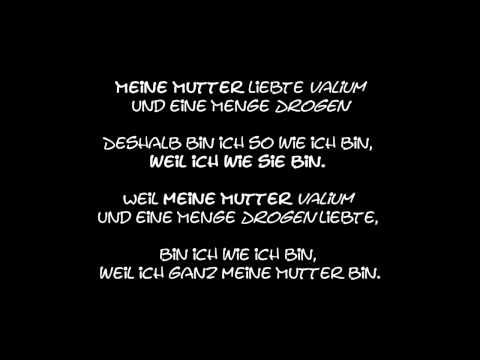eminem - my mom (deutsch/german lyrics/übersetzung)