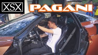 Minh Nhua Drives $4M Pagani Huayra - First And Only One In Vietnam | XSX