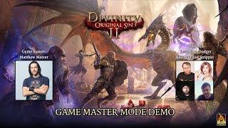 Divinity: Original Sin 2 Game Master Mode hosted by Matt Mercer