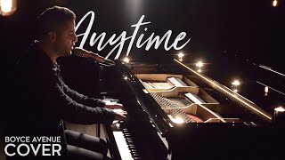 Anytime - Brian McKnight (Boyce Avenue piano acoustic cover) on Spotify & iTunes