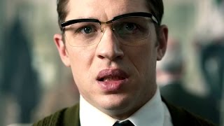 LEGEND Movie Trailer (Tom Hardy - 2015)