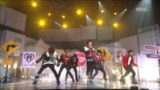 BEAST - Beautiful, 비스트 - 뷰티풀, Music Core 20101120