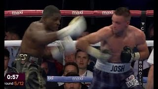 Josh Taylor vs Ohara Davies POST-FIGHT REVIEW, Ohara Davies QUITS IN 7TH ROUND!!!