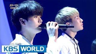 BTOB-BLUE - Under the Sky | 비투비 블루 - 하늘 아래서 [Immortal Songs 2 / 2017.07.22]