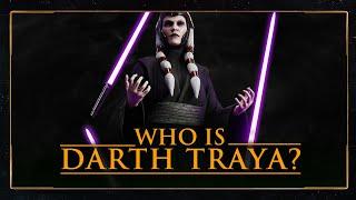 Who Is Darth Traya/Kreia? - Star Wars Characters Explained!!