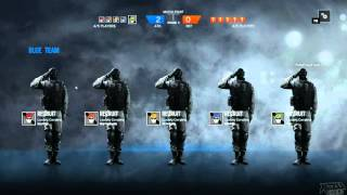 Rainbow Six Siege Multiplayer PC - First Hour First Games