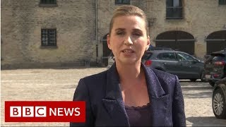 Danish PM reacts to Trump's cancellation of Denmark visit - BBC News