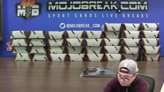3/19 - 2016-17 Panini NBA Prizm Mosaic 40 Box Double Case eBay Player Break #1