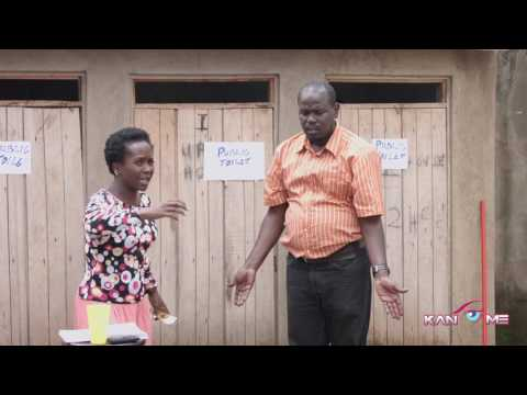 Kansiime Anne - The time waster [ Skit ]