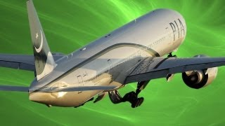 Virtual Pakistan International Airlines Promotional Video - 2012 (VPIA)
