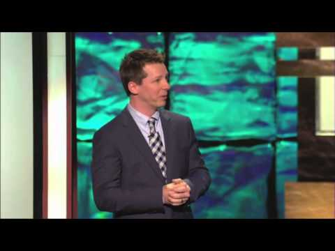 20121022 Sean Hayes tributes to Ellen Degeneres the 15th Mark Twain Prize winner 1030 aired