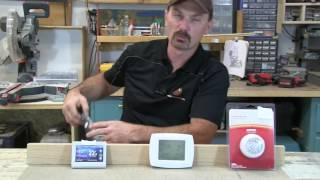 Money saving thermostat tip