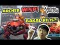 Download Video Hero WIsp Bakal Rilis?! Gimana Hebatnya Archer ini?! - Arena of Valor 3GP MP4 FLV