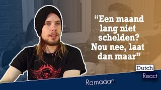 Dutch React to Ramadan