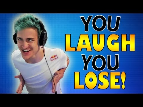TRY NOT TO LAUGH CHALLENGE FORTNITE EDITION IMPOSSIBLE Fortnite Highlights & Funny Moments