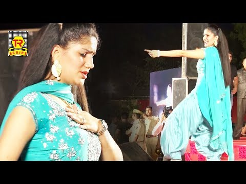 सपना का नया गाना हुआ वायरल | सपना का जलवा | Sapna Live Dance New 2018 | Haryanvi Song | Trimurti