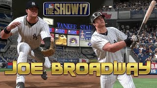 MLB The Show 17 Joe Broadway (3B) Road To The Show - EP136 MLB 17