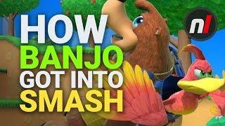 How Banjo & Kazooie Got Into Smash Ultimate | Nintendo Switch