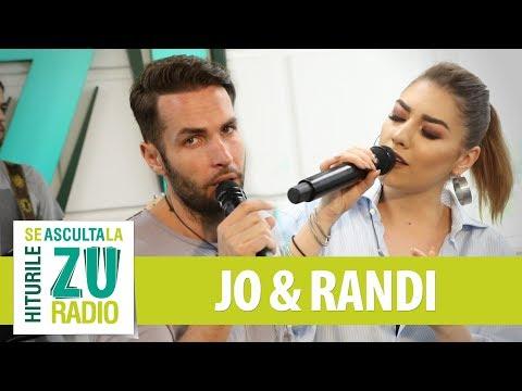 Xxx Mp4 JO Feat Randi Ma Intreaba Inima Live La Radio ZU 3gp Sex