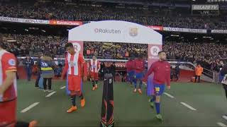 Barcelona vs Girona(6-1) full match highlights