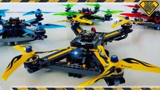 Grant Invented a LEGO Drone!!!