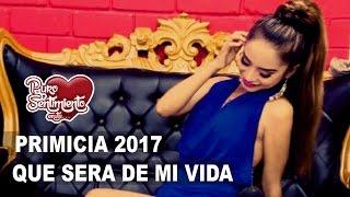QUE SERA DE MI VIDA Puro Sentimiento Video Lyric Oficial 2017 HD