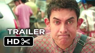 PK Official Teaser Trailer 1 (2014) - Comedy Movie HD