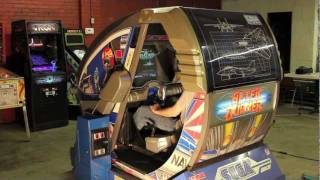After Burner Deluxe Video Tour