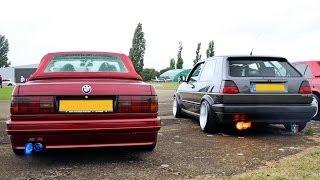 FLAME WAR! - BMW E30 vs. VW Golf GTi