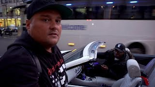 Roadman Shaq joins Charlie Sloth on The Plug Tour!