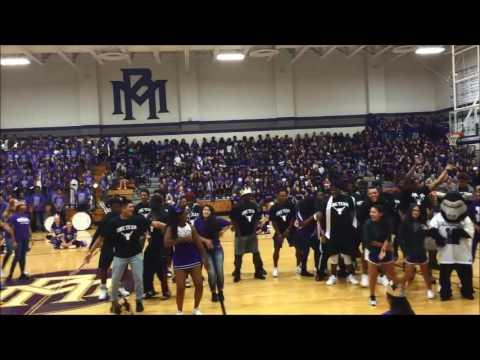 EPIC TEACHER VS  STUDENTS HOMECOMING DANCE BATTLE