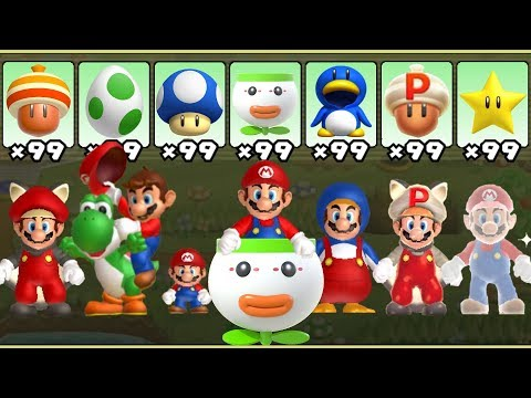 Xxx Mp4 New Super Mario Bros U All Power Ups 3gp Sex