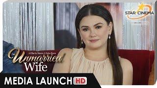Naloko na ba ang isang Angelica Panganiban? | 'The Unmarried Wife' Media Launch