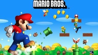 How to DOWNLOAD New Super Mario game free PC full version