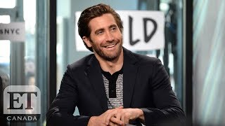 Jake Gyllenhaal Laughs Off Taylor Swift Song  | TRENDING