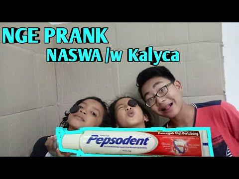 PRANK Naswa /w Kalyca