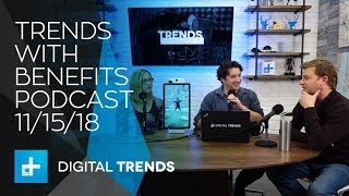 Waymo car service, hands-on with Facebook Portal, Black Friday/Cyber Monday tips - TWB - Ep 206