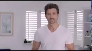 Hrithik Roshan New Tvc on 'NIRMA ADVANCE DETERGENT'