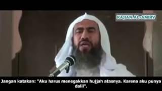 Nasehat untuk umat muslim islam, VIDEO TAK TERBANTAHKAN