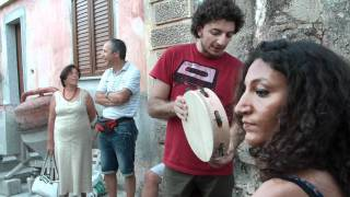 corso tamburello kaulonia festival 2011