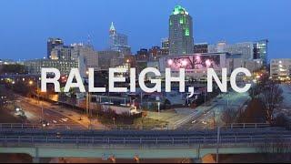 AERIAL RALEIGH, NC