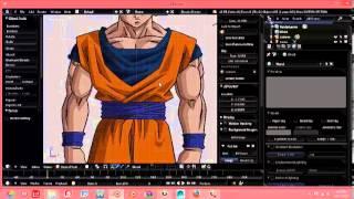 Blender Tutorial Modeling Goku: Part 1