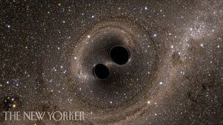 Two Black Holes Merge into One | The New Yorker