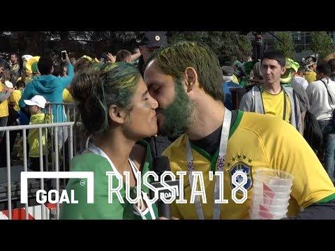 Xxx Mp4 World Cup 2018 Brazilians Honeymoon In Russia HD 3gp Sex