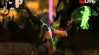 jade poledance victory pose