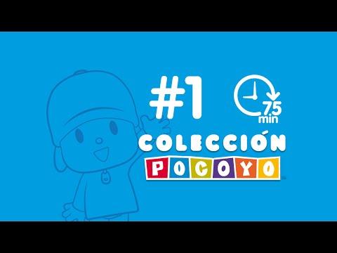 Pocoyó Episodios completos de más de 1 hora en Español para niños PARTE 1
