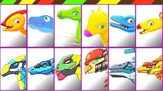 Dino Robot Corps + Archaeologist Jurassic   Dinosaur Bones 02   DCTE VN