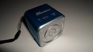 Jay-Tech Mini Bass Cube_SA-101BT