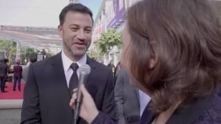 Quinn Interviews Jimmy Kimmel