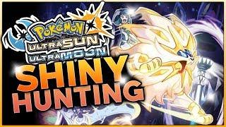 LIVE ULTRA WORMHOLE SHINY HUNTING! Pokemon Ultra Sun and Ultra Moon Shiny Hunting w/ HDvee